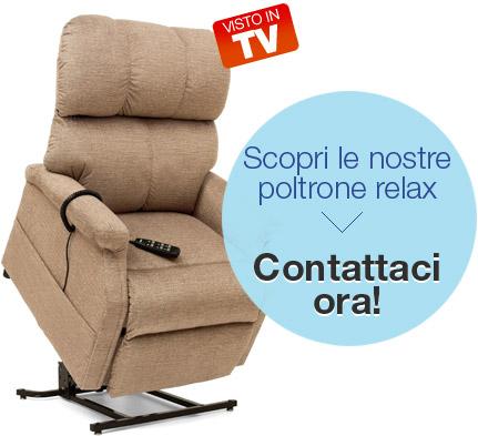 Poltrone Sovrana Relax